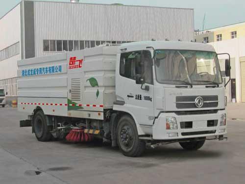 楚飞牌CLQ5160TXS5D型洗扫车