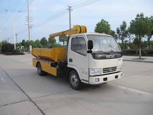 楚飞牌CLQ5040TQY5型清淤车
