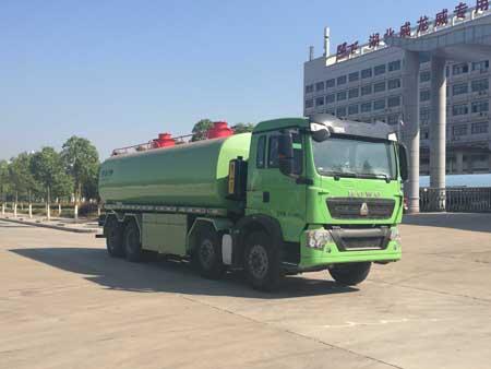 楚飞牌CLQ5311ZWX5ZZ型污泥自卸车