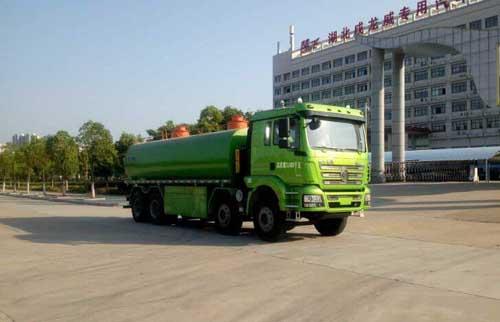 楚飞牌CLQ5310ZWX5SX型污泥自卸车