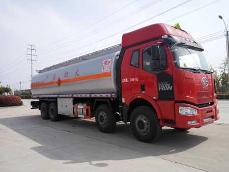 楚飞牌CLQ5310GYY5CA型运油车