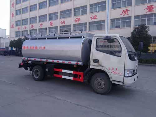 楚飞牌CLQ5070TGY5型供液车