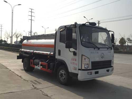 楚飞牌CLQ5040TGY5SX型供液车