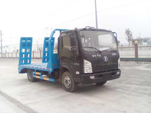 楚飞牌CLQ5040TPB5SX型平板运输车