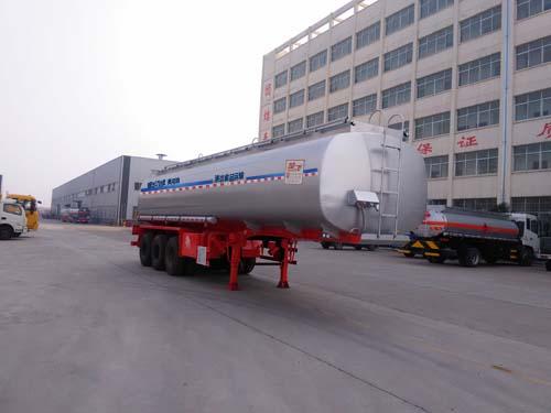 楚飞牌CLQ9400GYS型液态食品运输半挂车