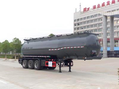 楚飞牌CLQ9401GGY型供液半挂车
